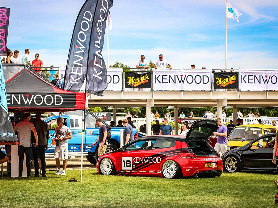 Kenwood Show Diary 2018