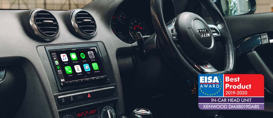 Wireless Apple CarPlay DMX7017DABS