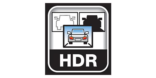 HDR DRV-A301W car dash cam