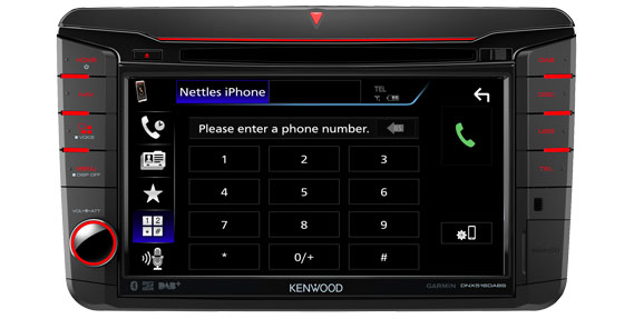 7 Bluetooth DNX516DABS dnx516dabs volkswagen car radio features \u2022 kenwood uk dnx521dab wiring diagram at readyjetset.co